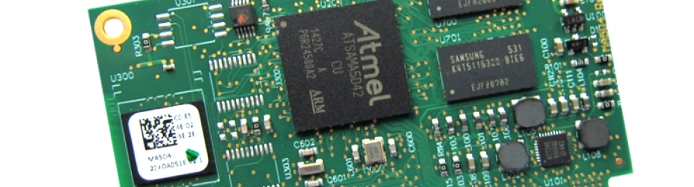 MA5D4 - Microchip SAMA5D4 CortexA5 System on Module with Video