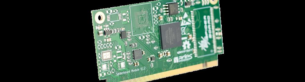 SpiderSoM - Intel PSG MAX10 Open Hardware FPGA System on