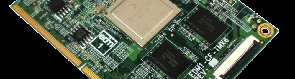 EDM1-iMX6 System on Module | ARIES Embedded GmbH