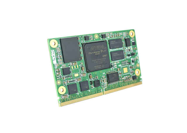 MCVS - Intel PSG Cyclone V SMARC2 0 System on Module offers
