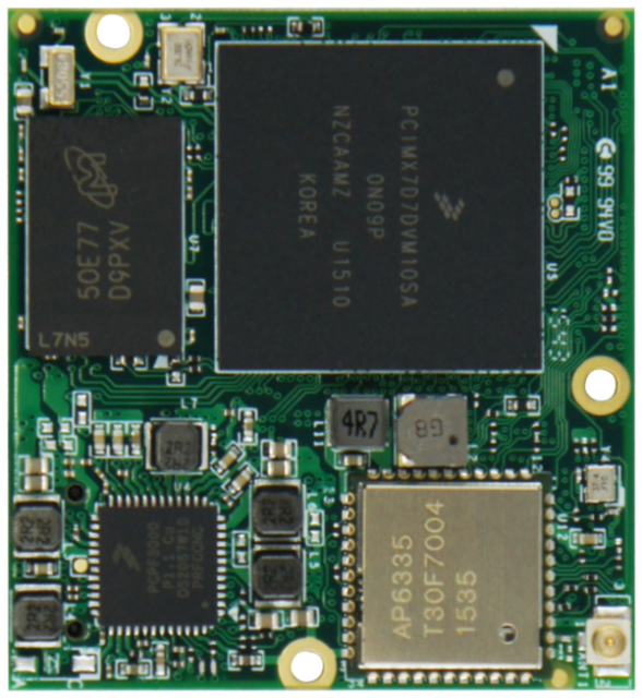 PICO-IMX7 System on Module | ARIES Embedded GmbH